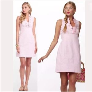 Lilly Pulitzer Adeline Seersucker dress size 12